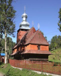 Буковець Церква Введення Пр. Богородиці