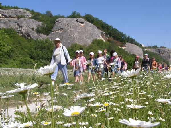 отдых в карпатах с детьми весной