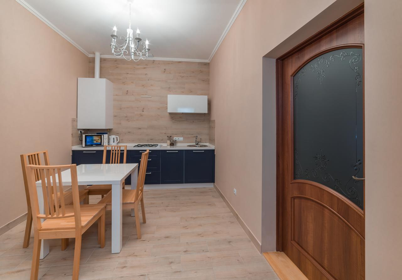 Квартира Apartment on Kosmonavta Belyaeva 3 Мукачево