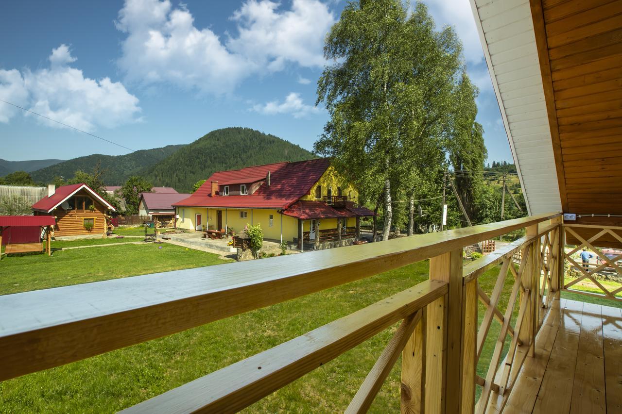 Мини-гостиница Eco Centr Zrub Синевир