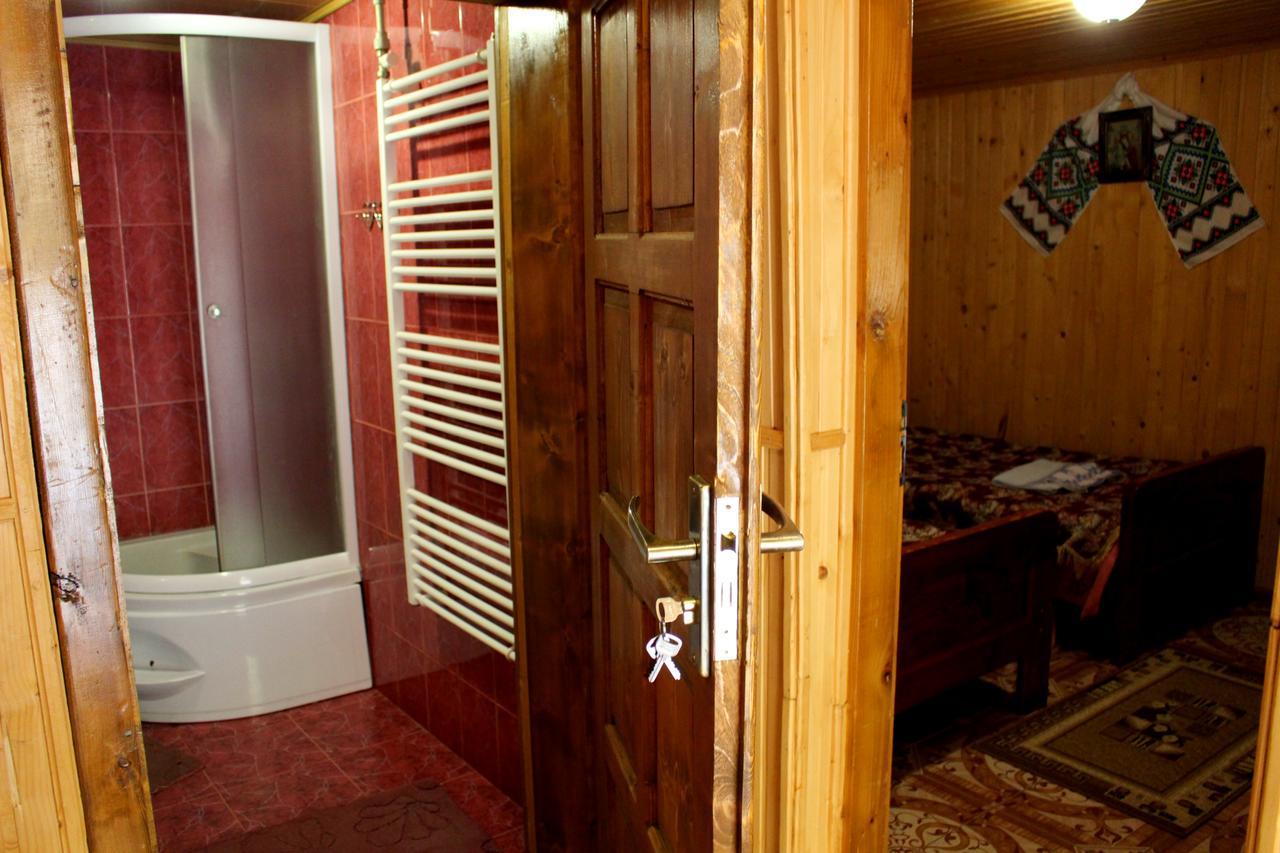 Отель Верховинський водограй Синевир