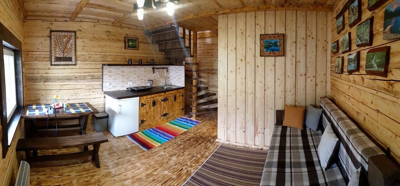 Гостевой дом Файна хата Синевирская поляна