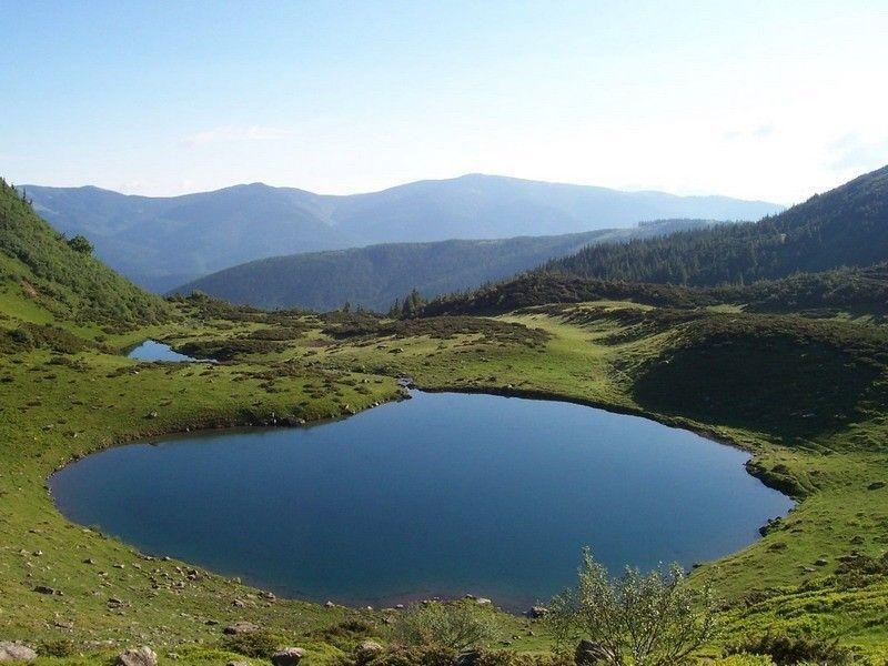национальный парк синевир