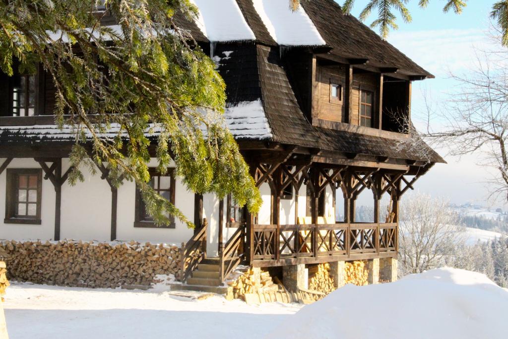 Загородный дом Blyzhche Neba Яблоница