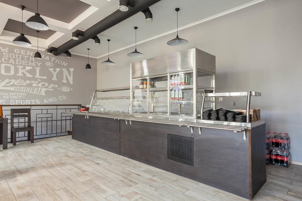Отель Brooklyn Яблоница
