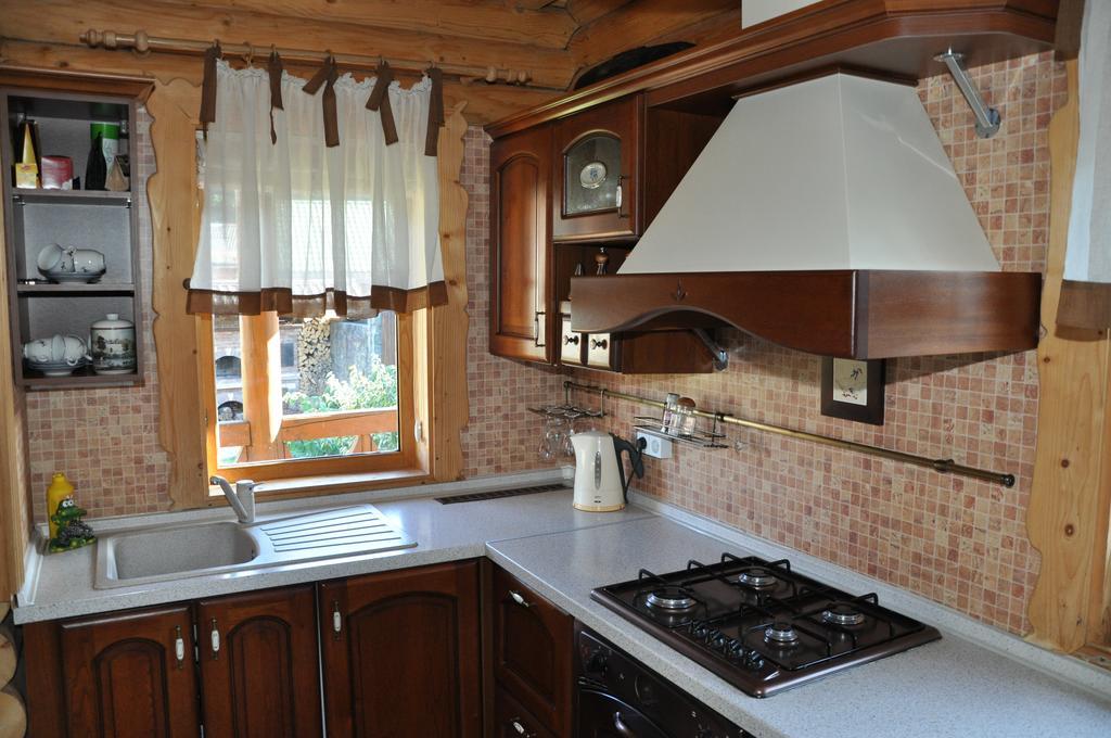 Дом Cottage Smerekovyi Сколе