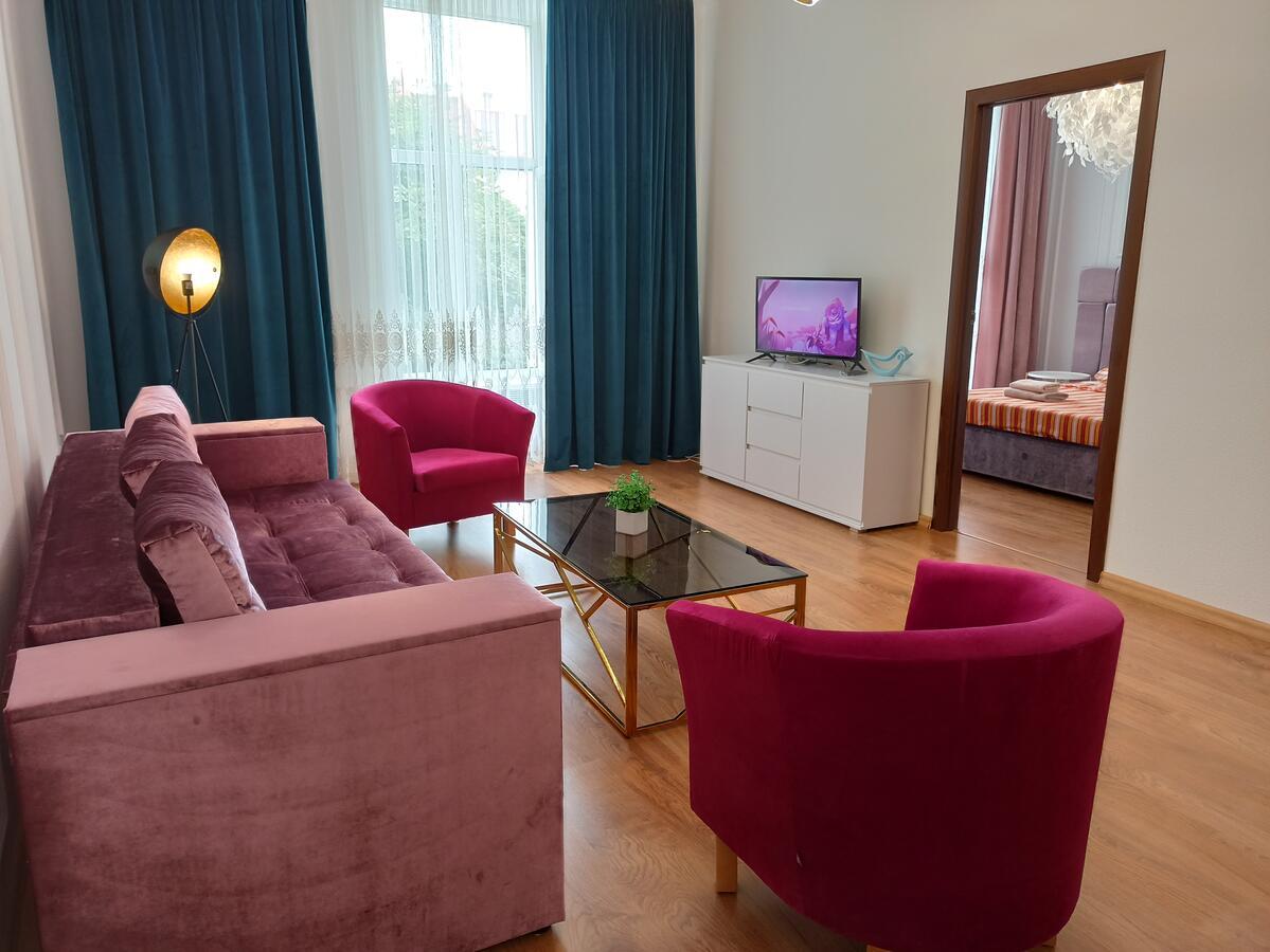 Апартаменты Elegant Lux Apartment in central square Мукачево