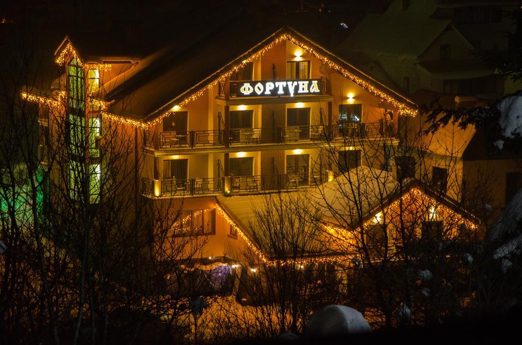 Отель Fortuna Сходница