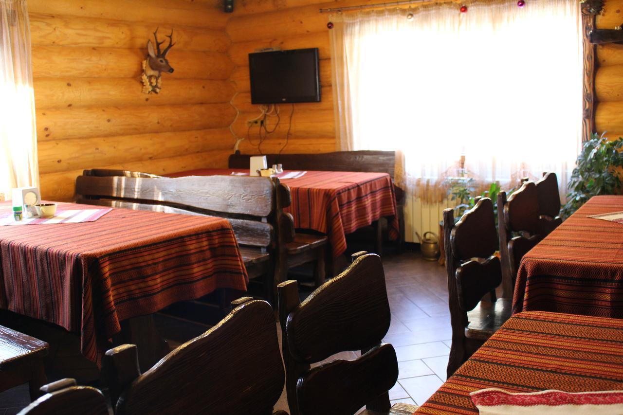 Мини-гостиница Hotel Berloga-Sinevir Синевирская поляна