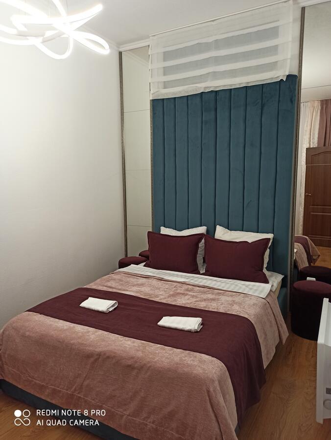 Квартира Lux Apartment on Kyryla&Mefodia Мукачево