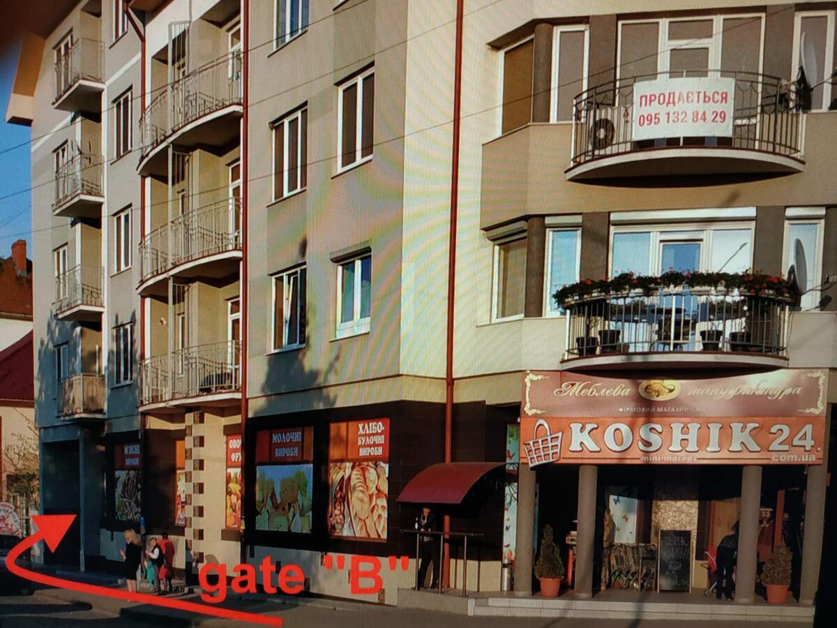 Квартира Panoramic View Lux Apartment Мукачево