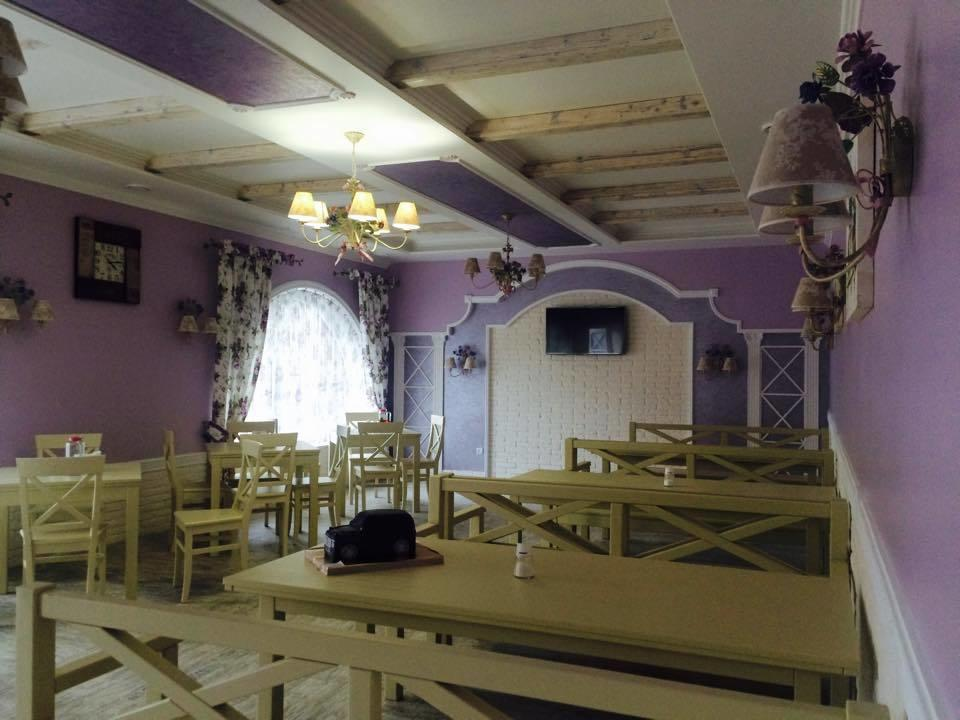 Дом Polyanskiy Zamok Поляна