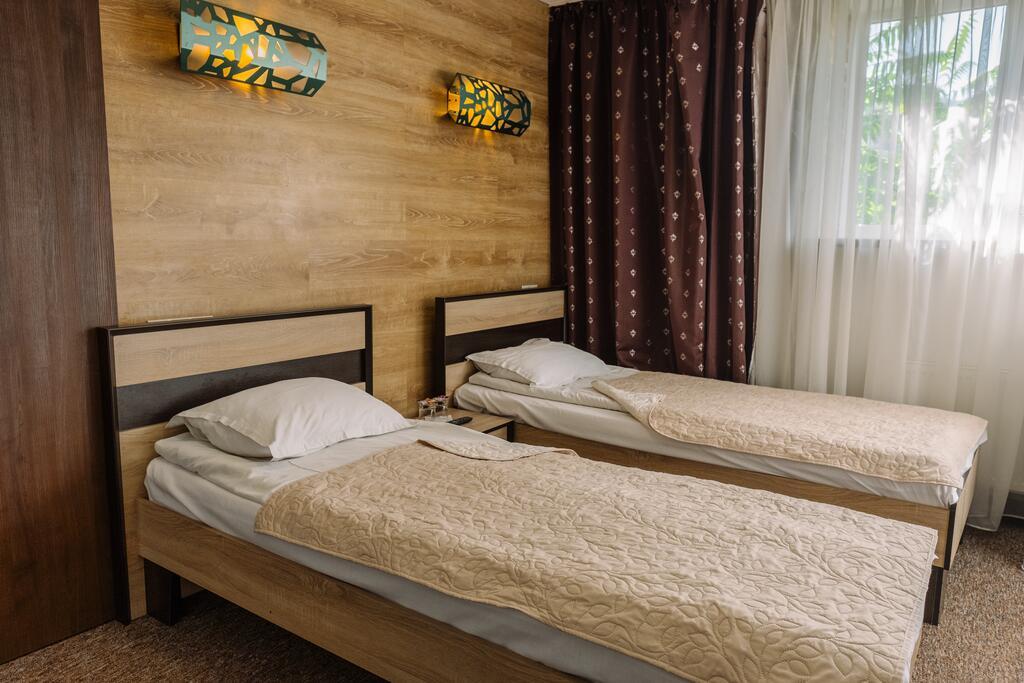 Отель SPA Hotel Zhyva Voda Межгорье