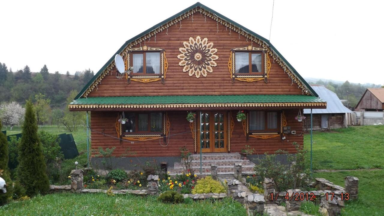 Дом Sadyba u Anastasijky Синевир