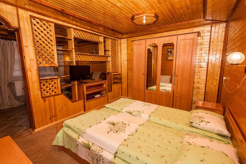 Отель Smerekova Hata Яблоница