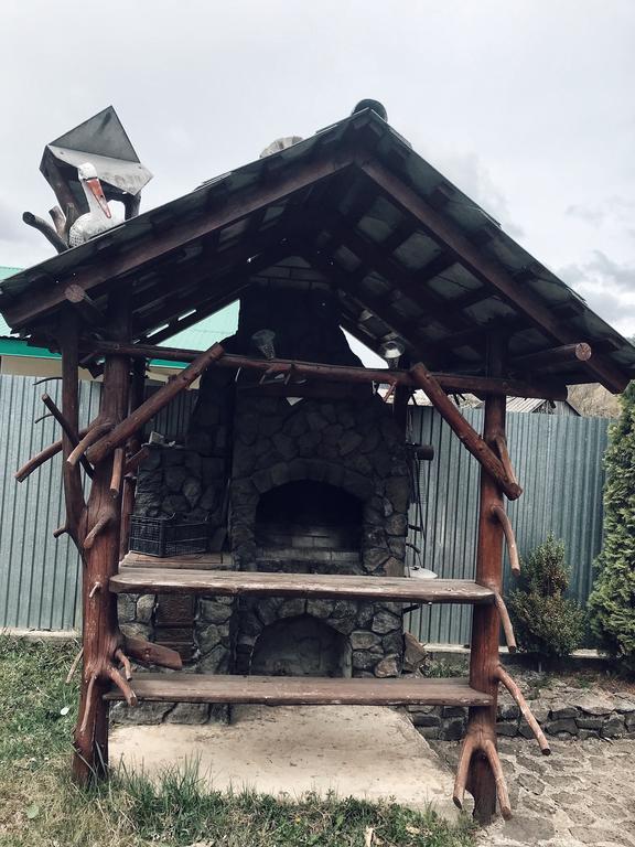 Дом Wooden House Межгорье